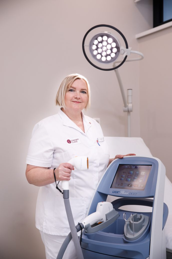 Iveta Sepešiová Concept Clinic