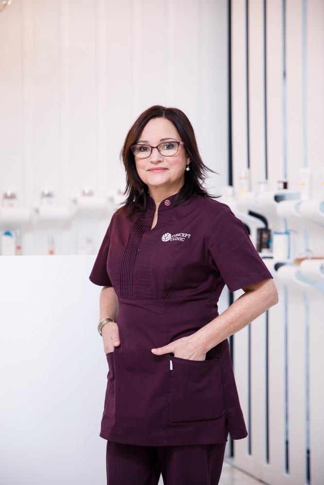 Marcela Gonosová Concept Clinic