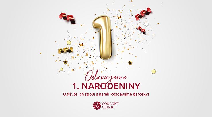 Narodeniny Concept Clinic