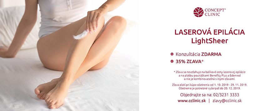 Laserova epilacia_Concept Clinic