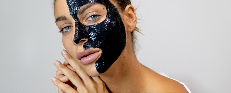 V Carbon maska Concept Clinic