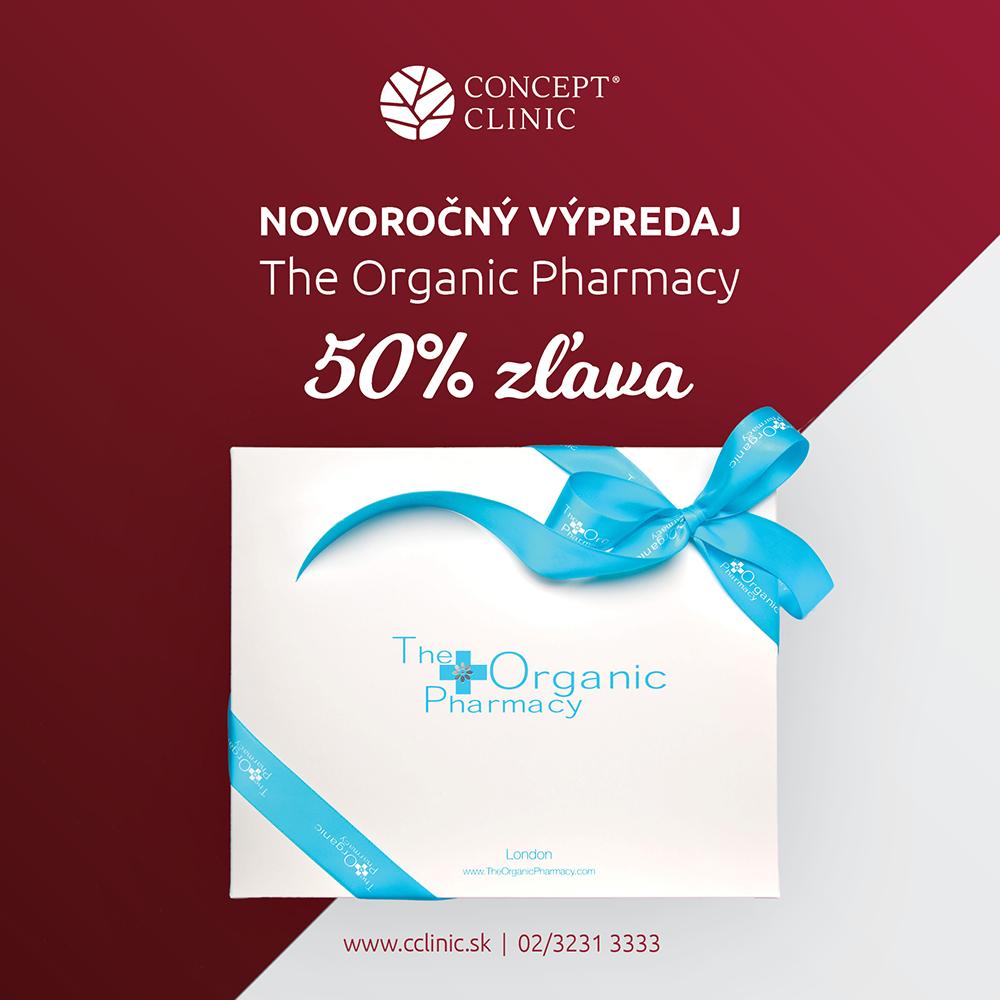 The Organic Pharmacy 50% ZLAVA