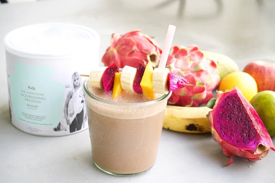 The Super Elixir Nourishing protein pre deti