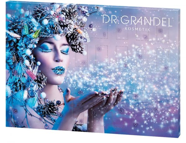 viančný adventný kalendár DR.Grandel Concept Clinic