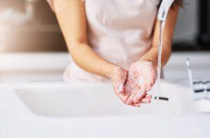 hygiena ruk Concept Clinic